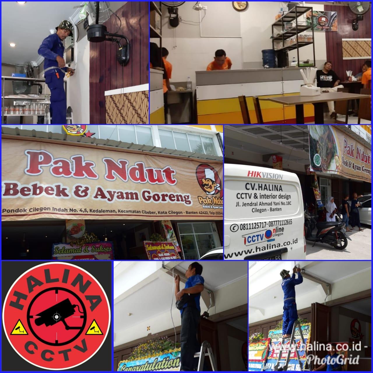 BEBEK DAN AYAM GORENG PAK NDUT PCI ( FEBRUARI 2019 )
