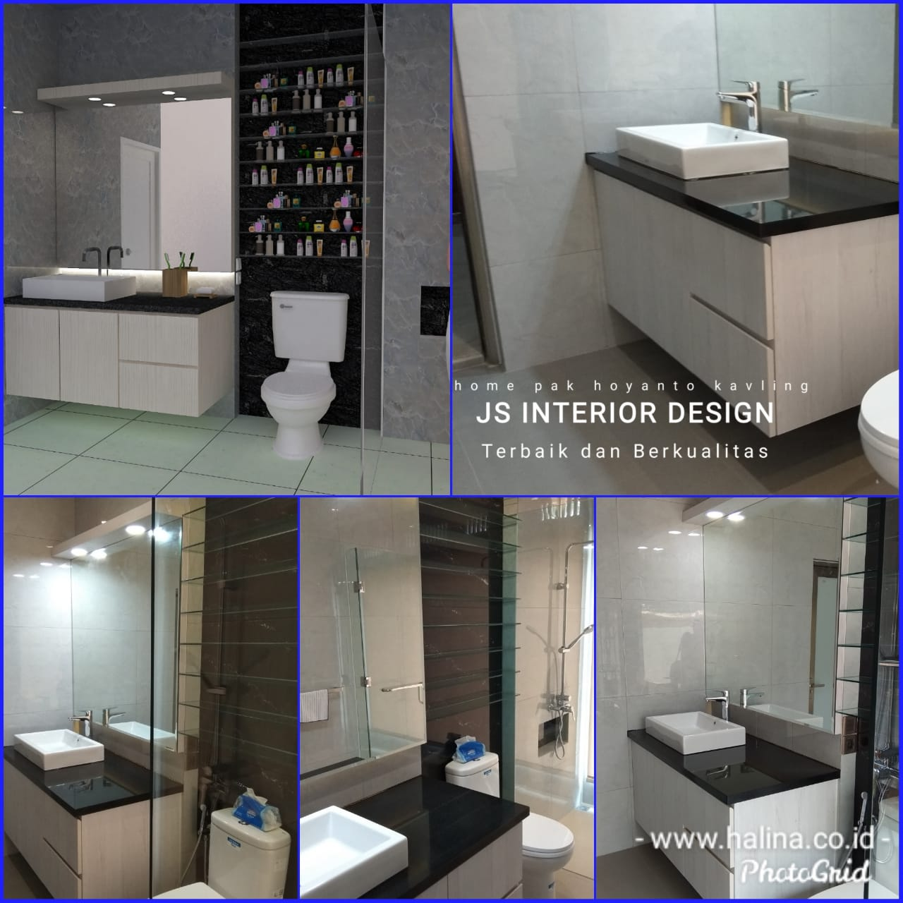 BATHROOM PERUM KAVLING CILEGON ( SEPTEMBER 2019 )
