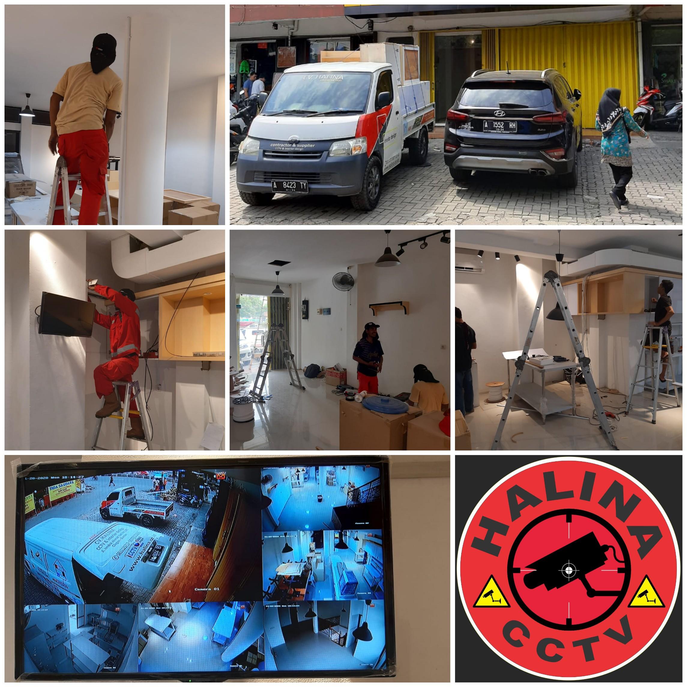 TOKO JASA PEMASANAGN CCTV MURAH DAERAH CILEGON BANTEN DAN SEKITAR NYA (JANUARI 2020)